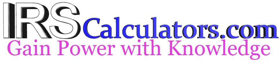 IRScalculators.com logo
